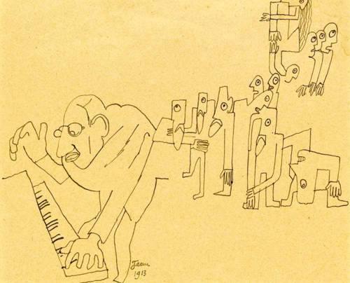 StravinskyByCocteau
